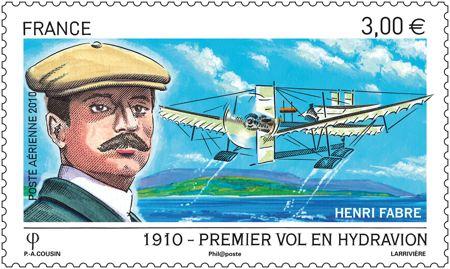 100 ans du premier vol de l'hydravion d'Henri Fabre