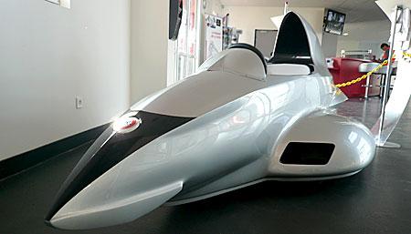 Racestart Concept