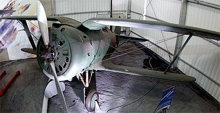 Polikarpov I 153 Tchaïka