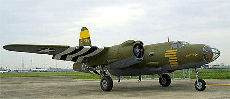 Martin B-26G Marauder Dinah Might