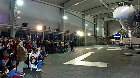Nuit des musées - Concorde