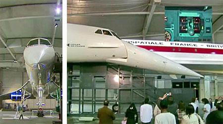 Baissé de nez Concorde
