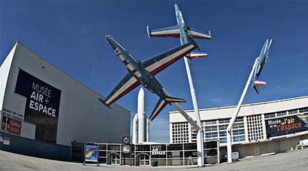 Le musée de l'Air et de l'Espace recrute