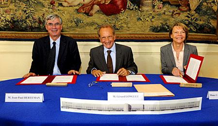 Partenariat avec le Ministère de la Défense et le GIFAS pour la rénovation du musée