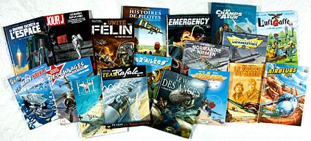 7e rencontres de la BD aéronautique 2012