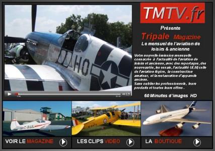 Les Ailes de la Ville sur TMTV