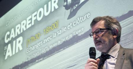 Programme des conférences : 3e Carrefour de l'Air 2013