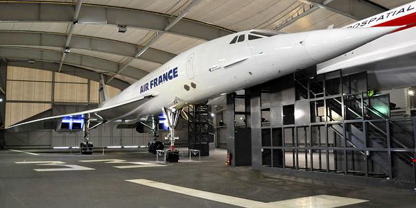 Concorde F-BTSD : 10 ans d�j�