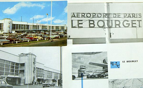 Le port aérien du Bourget