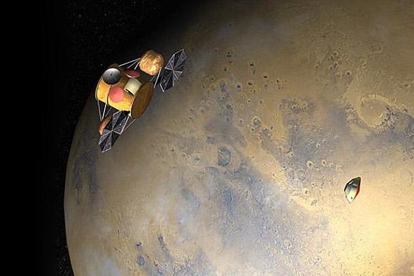 Echantillons de Mars