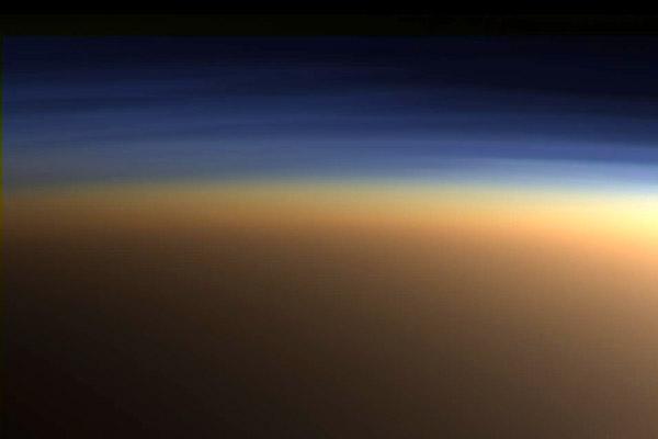L'atmosphère de Titan NASA