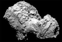 Rosetta : rendez-vous r�ussi avec la com�te 67P Churyumov-Gerasimenko !