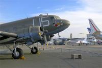 Bain de soleil pour le Douglas C-47A Skytrain Dakota