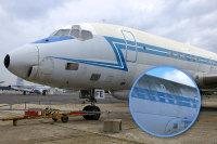 Nouveau nettoyage du Douglas DC-8 SARIGuE F-RAFE
