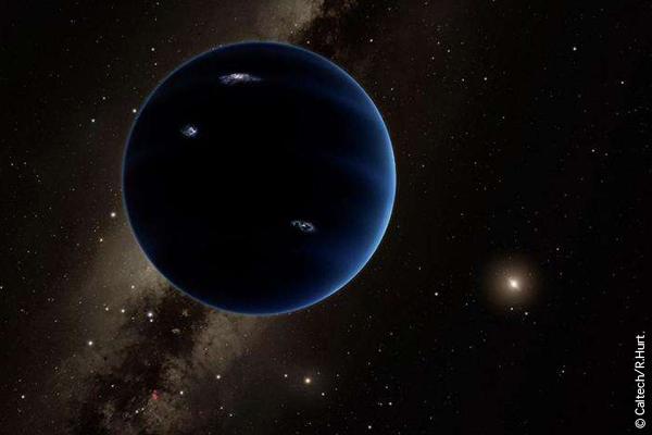 Une possible 9ème planète