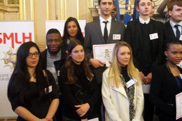 Belle récompense pour les jeunes des Ailes de la Ville